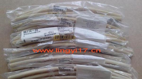 美国Coleparmer增强性铂金硅胶2卡管