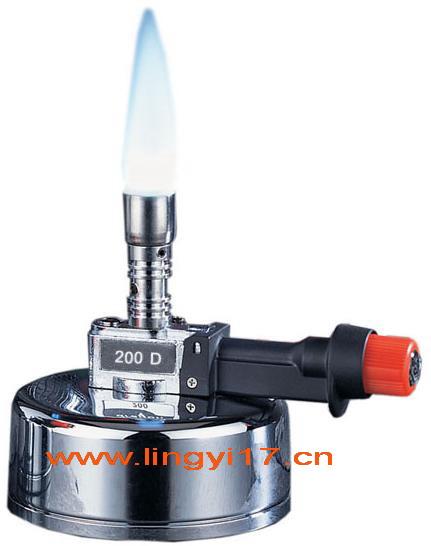 美国Science Tool D200底座式本生灯