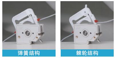 兰格微量多通道型蠕动泵泵头DG系列