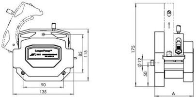 兰格多通道泵头DG15系列