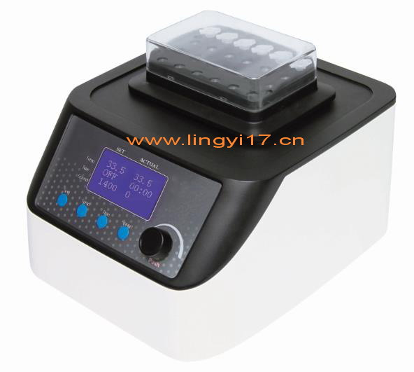 大龙HM100-Pro恒温振荡金属浴