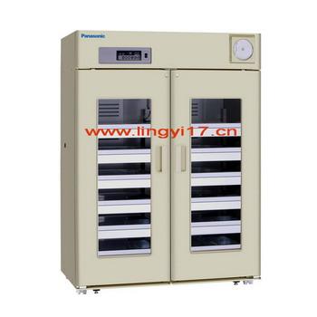 日本松下(原三洋)4℃血液保存箱MBR-1405GR,容积:1287L(720袋/400ml血袋(无篮子)