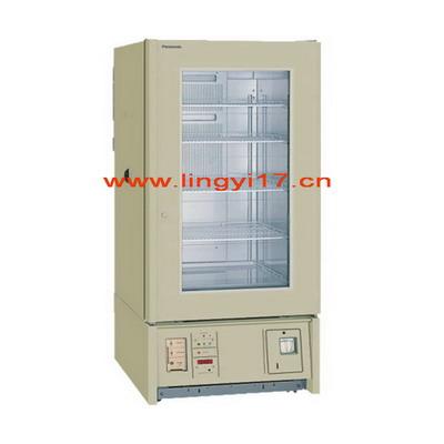 日本松下(原三洋)4℃血液保存箱MBR-506D(H),容积:425L(120袋/400ml血袋(无篮子)