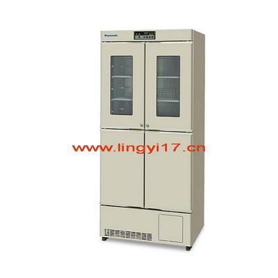 日本松下(原三洋) 药品保存箱MPR-414F,容积:冷藏室340L/冷冻室82L