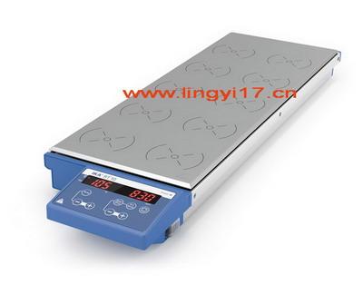 德国IKA RT 10多点加热磁力搅拌器(10点)
