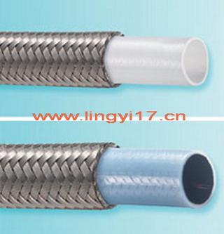 法国圣戈班TS-TB氟塑料内衬不锈钢编织管